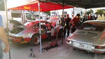 2015 : 59ème rallye d'automne <BR>100% des voitures A.R.Sport franchissent la ligne d'arrivée ! <br>Un équipage sur le podium !