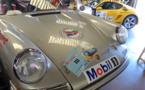Les Porsche d'A.R.Sport - Rallye d'Automne 2011